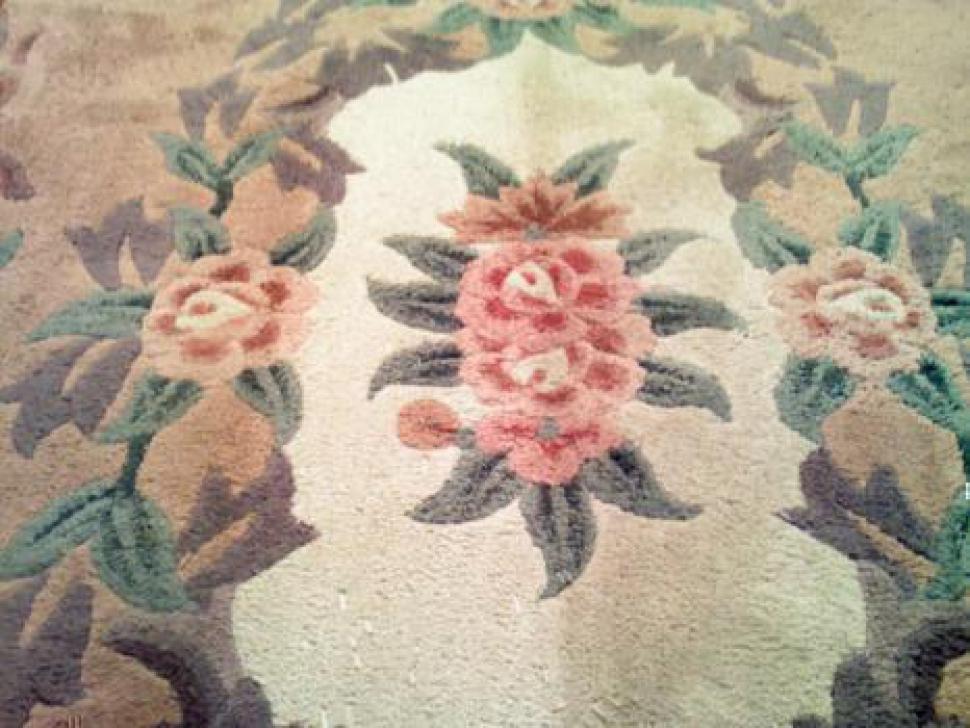 Чистка ковров и покрытий